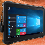 "BST presents Winmate's M166 Windows fully rugged 11.6"" tablet"