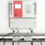 Katronic with Profibus PA – More than just a Clamp-On Flowmeter